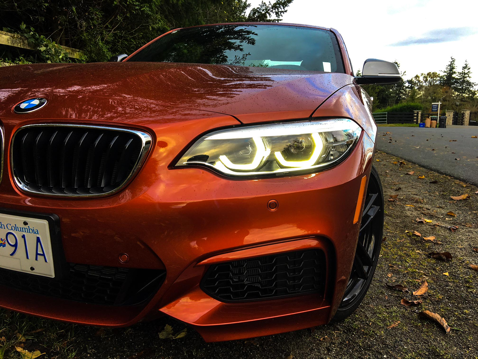 Bmw Exterior: Automotive Review