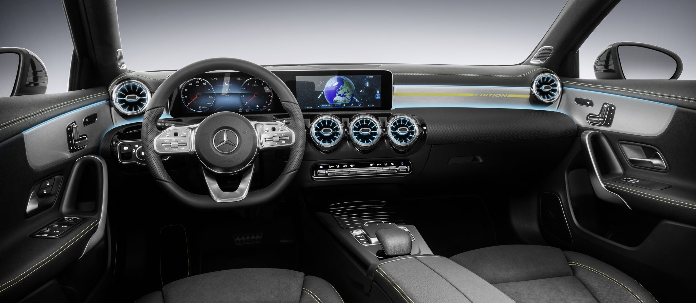 Top Motorist - 2019 Mercedes-Benz A220 - Automotive Review